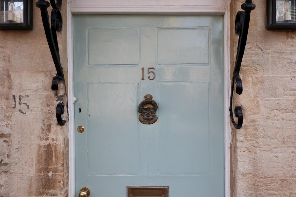 Update your old door with a modern composite door